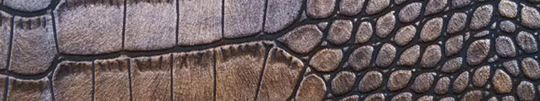 cuir de crocodile pour sac à main