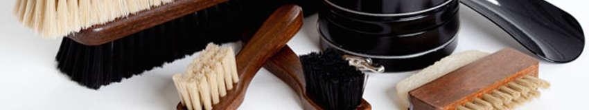 kit pour l'entretien de vos chaussures